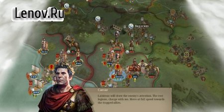 Great Conqueror:Rome v 1.3.0 Мод (Unlimited Medals)