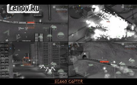 BLOOD COPTER v 0.1.0 Мод (Unlimited Money)