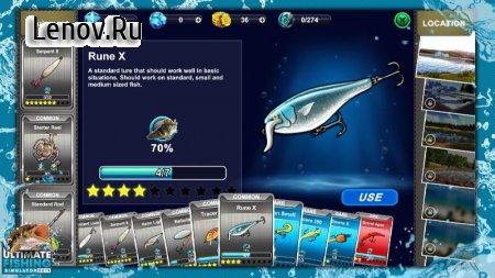 Ultimate Fishing Simulator PRO v 0.238 (Mod Money)
