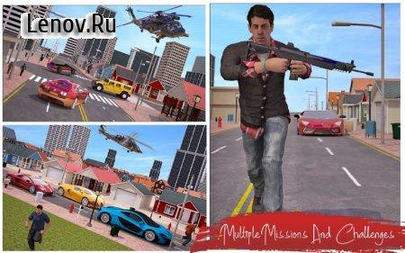 Grand City Thug Crime Gangster v 2.1 (Mod Money)