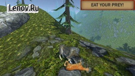 Симулятор Волка - Эволюция Диких Животных v 1.0.2.8 Мод (Free Shopping)