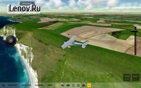 GeoFS - Flight Simulator v 1.8.8 Мод (полная версия)