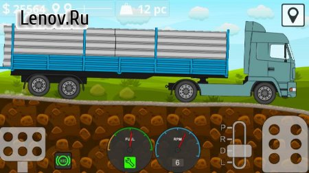 Mini Trucker v 1.6.1 Мод (много денег)