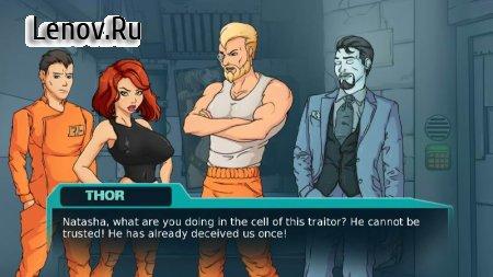 Heroes Rise: Prison Break (18+) v 0.3 Мод (полная версия)