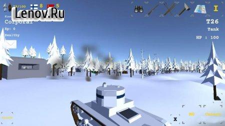 Winter War v 0.46 Мод (полная версия)