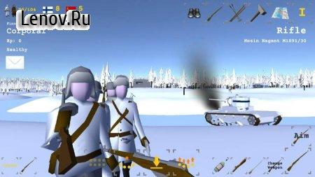 Winter War v 0.47 Мод (полная версия)
