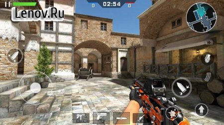 GO Strike - Team Counter Terrorist (Online FPS) v 2.1.8 (Mod Money)