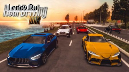 Real Driving Sim v 3.2 Мод (Unlimited money/gold)
