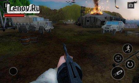 World War 2 Last Battle 3D: WW2 Special Ops v 1.0.9 Мод (Infinite bullet)
