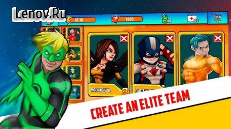 Superheroes 4 Fighting Game v 1.32