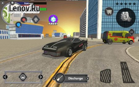 Car Theft of the Future v 1.12a Мод (Go to the store to get endless money and diamonds)