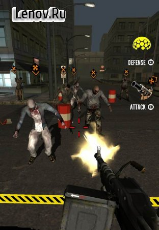 Zombie Shooter v 1.0.0 Мод (Unlimited Coin/Gold)