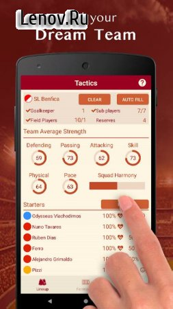 Be the Manager 2020 - Football Manager v 0.4.2 (Mod Money)
