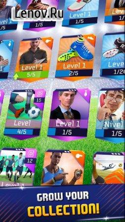 Soccer Star 2020 Football Cards: The soccer game v 0.21.0 Mod (Unlimited Money/Diamonds/Energy)