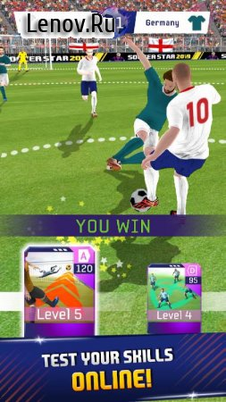 Soccer Star 2020 Football Cards: The soccer game v 0.21.0 Mod (Unlimited Money/Diamonds/Energy)