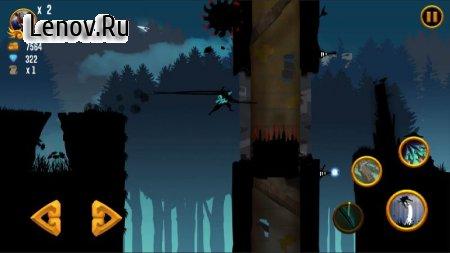Ninja Shadow Warrior - Legend Dead Ninja Fight v 1.5 Мод (Unlimited gold coins/diamonds)