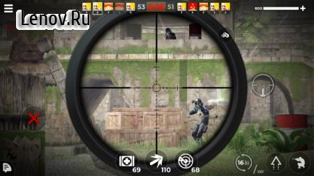AWP Mode Elite online 3D sniper FPS v 1.3.6 Мод (Unlimited Ammo)