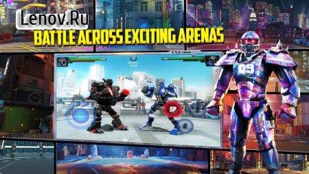 World Robot Boxing 2 v 1.0.235 Мод (много денег)