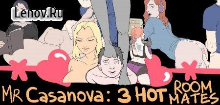 Mr. Casanova: 3 Hot RoomMates (18+) v 1.0b Мод (полная версия)
