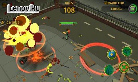 DEAD TARGET: Zombie v 1.0 (Mod Money)