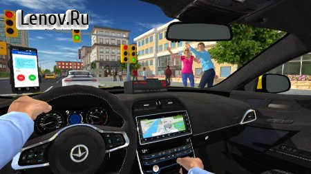 Taxi Game 2 v 2.1.3 (Mod Money)
