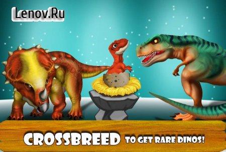 Dinosaur Zoo v 11.27 Мод (gold coins/food/gems)