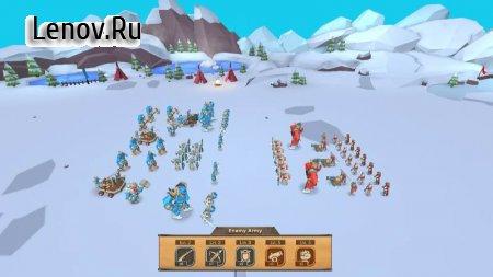 Empire Battle Simulator v 1.0.80 Мод (Unlimited gold/gem/stone)