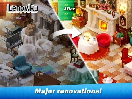 Restaurant Renovation v 3.2.9 Mod (Free Shopping)
