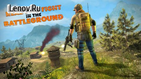 Battleground Fire : Free Shooting Games 2019 v 2.0.6 Мод (Unlimited Coin/Ammo/One Hit Kill/No Reload Time)