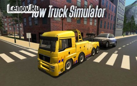 Tow Truck Driving Simulator v 1.03 Мод (Much money)