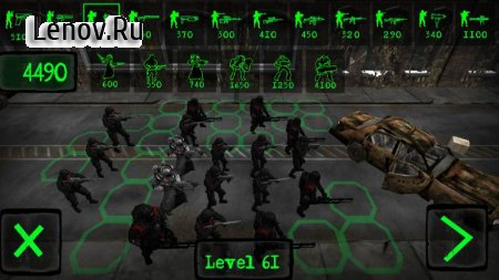 Battle Simulator: Counter Zombie v 1.07 Мод (Imposing currency use)