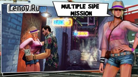 Sins Of Miami Gangster v 0.3 Мод (Unlimited cash)