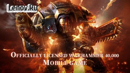 Warhammer 40,000: Lost Crusade v 0.5.0 Mod (Enemy cant summon/All work in battle)