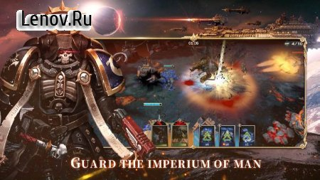 Warhammer 40,000: Lost Crusade v 0.17.0 Mod (Enemy cant summon/All work in battle)