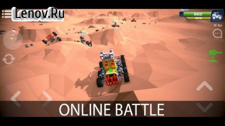 Block Tech : Epic Sandbox Car Craft Simulator Test v 1.8 Mod (Unlimited money)