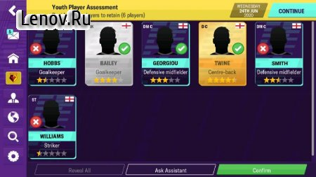 Football Manager 2020 Mobile v 11.3.0 Mod (Unlocked)