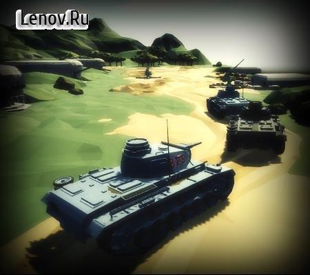 Dust of Tanks v 1.4.4 Мод (Money/Unlocked)