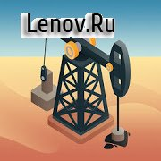 Idle Нефтяной Магнат: симулятор нефтезавода v 4.1.1 (Mod Money)