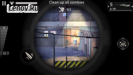 Zombie City : Survival v 2.4.4 Мод (treasure chest/unlimited resurrection coins)