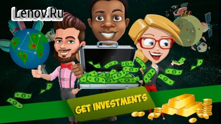 Idle Investor v 1.0.166 Мод (Increase Cash/Coins/Securities)