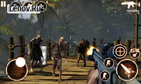Zombie Hunter 2019 - The Last Battle v 1.0 Мод (Unlimited Coin/Gems)