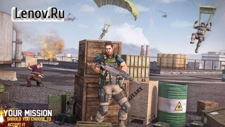 FPS Encounter Shooting 2020: New Shooting Games v 1.0.17 Мод (One Hit Kill/Unlimited Ammo/No Reload Time)