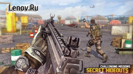 FPS Encounter Shooting 2019: New Shooting Games v 1.56 Мод (One Hit Kill/Unlimited Ammo/No Reload Time)
