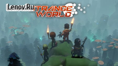 Strange World v 1.0.16.4 (Mod Money)