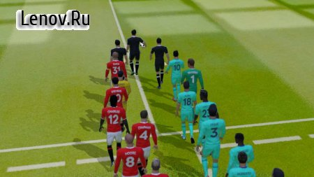 Dream League Soccer 2020 v 7.22 Мод меню