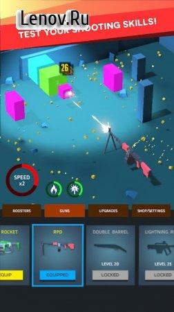 Gun Breaker - 3D Gun Games v 3.6 Мод (Money/Unlocked)