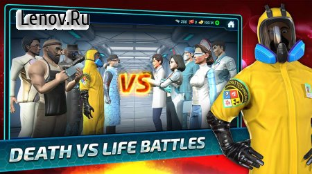 Bio Inc. Nemesis - Plague Doctors v 1.50.347 Мод (stupid bots)