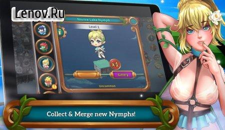 Merge Nymphs (18+) v 1107 Mod (Free Shopping)