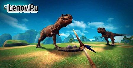 Jurassic Survival Island: Evolve v 1.01 Мод (Unlimited Gold)