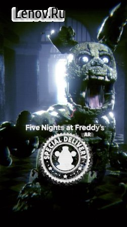 Five Nights at Freddys AR: Special Delivery v 9.0.0 Mod (Unlimited Battery)